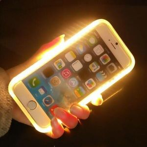 Accessories - iPhone X light up phone case